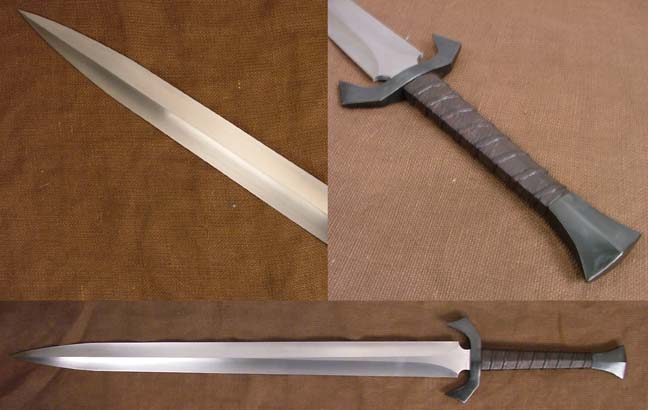 the arch blade Heavy-broadsword